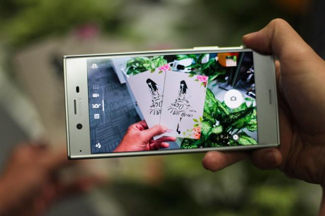 Danh gia Sony Xperia XZ: Sieu pham Android dang so huu nhat hinh anh 4